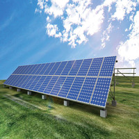 Solar Farm Ground Mount