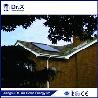 New Green Energy Solar Water Heater