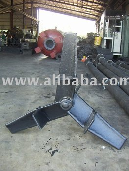 Rubber Coating For Agitator Propeller