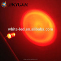 Epistar chip 30degree 5mm round leds red clear for traffic lights
