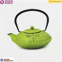 Wholesale Cast Iron Teapot 800ML Top Quality Chinese Thick Cast Iron Tea Pot