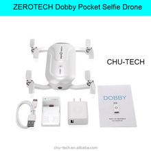 ZEROTECH Dobby Pocket Selfie Drone FPV With 4K HD Camera and 3-Axis Gimbal GPS Mini RC Quadcopter F19092