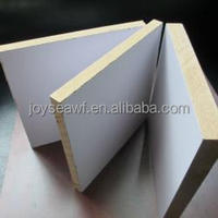 Melamine MDF Board / Laminated MDF / furniture MDF sheet