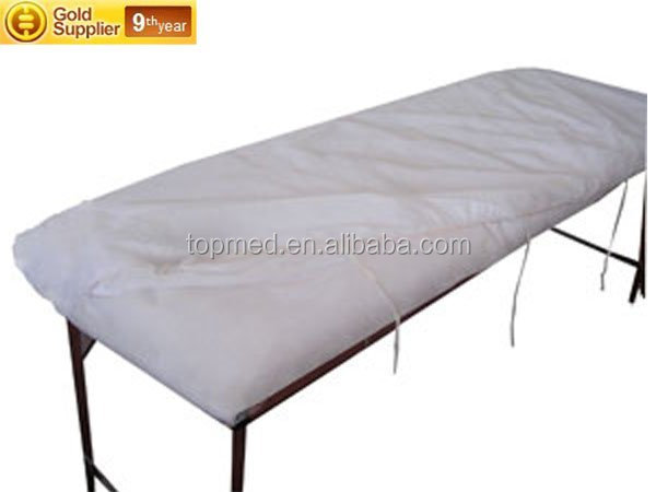 disposable medical bed sheet, waterproof hospital bed cover, disposable hospital bed liners