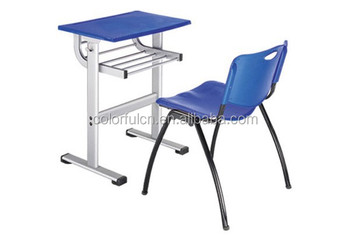 Children School Classroom student desk and chair XG-223