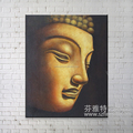 Buddha abstract canvas oil paintings