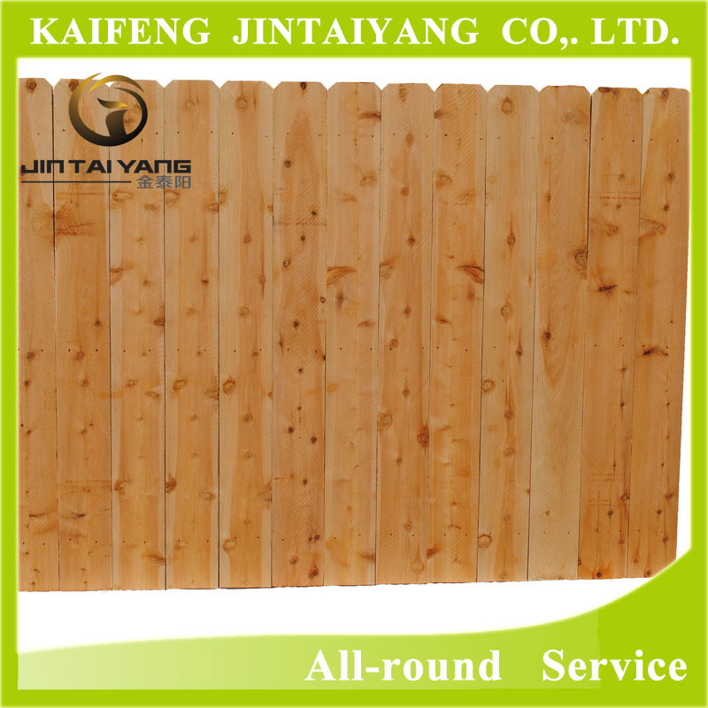 outdoor garden small temporary wood fencing for sale