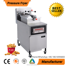 With Henny Penny Computer 8000 Control Commercial Chicken Pressure Fryer