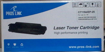 Laser Toner Cartridge 15A