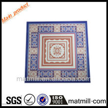 Best quality luxury fashion waterproof modern door mat with natural microfiber material in home, bathroom or car