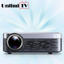 CE Rohs Factory full hd led projector 1080p Android WIFI projector