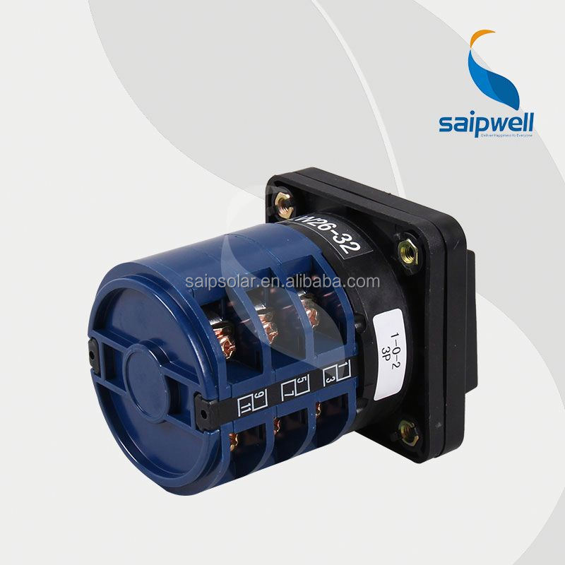 SAIP chanzon 6 position rotary switch