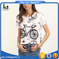 clothing factory oem custom women custom printed t shirts