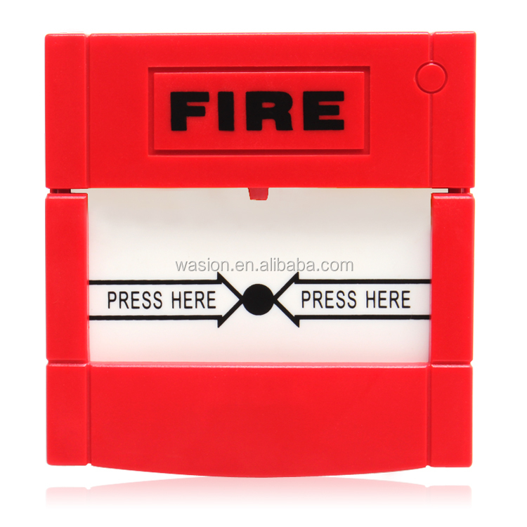 Brand new key reset emergency fire alarm manual call point pull station