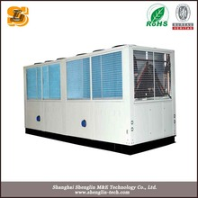 12kw/18kw Portable Air Cooled Packaged Water Chiller with Scroll Compressor