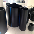 High quality PE80 materials polyethylene HDPE pipe for water supply