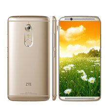 "Original ZTE Axon 7 4G LTE SmartPhone Snapdragon 820 Android 6.0 5.5"" 2K 2560X1440 6GB RAM 128GB ROM 20.0MP Force Touch NFC Gift"