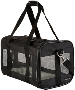 Lightweight Large Dog Carrier Soft-Sided Pet Travel Carrier Cage Kitten Pet Carrier