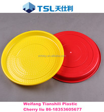 2017 high professional plastic poultry chicken feeding tray