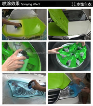 auto peelable removable liquids for spray car wraps paints rubber coating spray for car