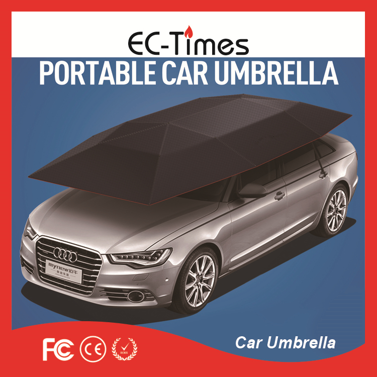 Customized Logo Retractable Car Cover Window cover