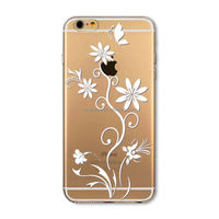High quality PC Transparent for iPhone 5 phone cases