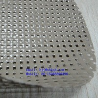 600 gsm Heavy Duty PVC Coated Polyester Mesh Fabric