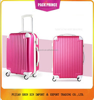 20 inch beautiful color Trolley Luggage suitcase China Supplier