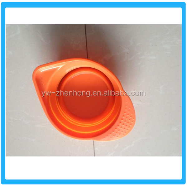 Latest Design Healthy The Silicone Folding Bowl