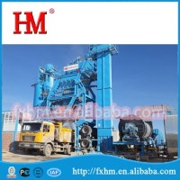 Construction Asphalt Mixing Plant 160Ton/Hr/Low Cost Asphalt batching Plant
