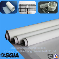 For Air Or Liquid Filter 10um-500um Polyester Filter Mesh