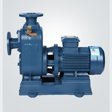small Self-priming Centrifugal water Pump