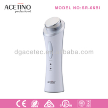 2014 newest Rechargeable Ultrasonic Face Massager