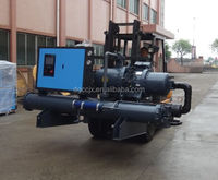 Hanbell compressor electric motor water cooled chiller from China