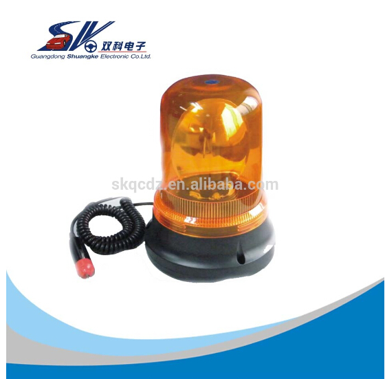 Hotsale Factory price 30W-50W DC 12V Rotating Halogen Strobe Warning Beacon Light BLRF-H2