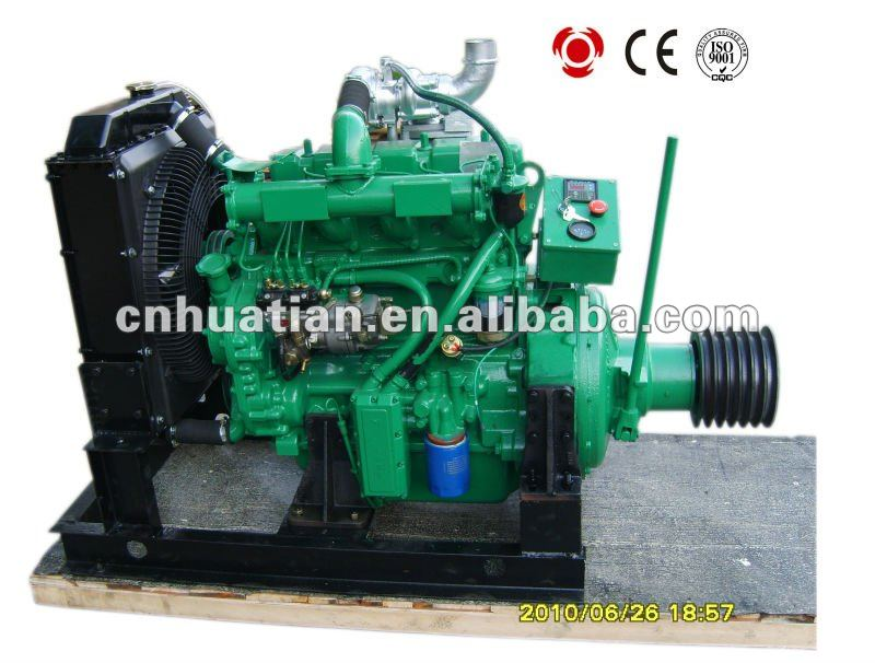 56kw Water pump Engine ISO and CE Certificate