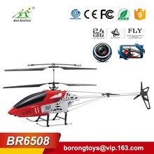 hot sale rctoy 3.5CH 2.4g helicopter airplane model with high quality BR6508