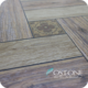 3D Inkjet Print Non-slip Wood Look Porcelain Tile For Kitchen Floor
