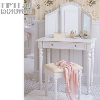 2012 dressing table and chair designs with drawer