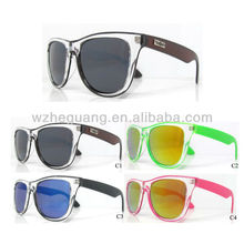 New style 2014 fashion mirror brand retro sunglasses
