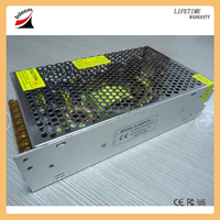 Factory price Single output Switching power supply ,LED power supply 200Wwith UL,CE,FCC,CUL,KC,GS,CCC,ROHS certification