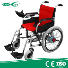 Lightweight Foldable Aluminium Power Electric Wheelchair