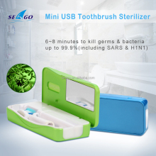 USB UV Portable Toothbrush Sanitizer