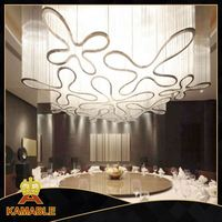2016 chandelier spot light For Hotel Projects Lighting Fixtures