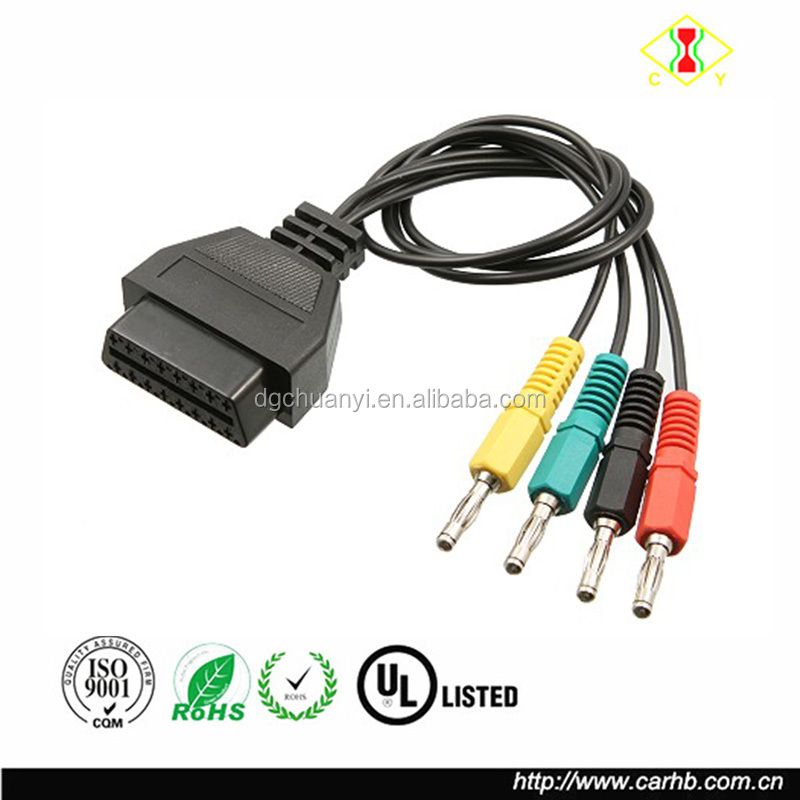 Universal OBD2 16pin BreakOut Adapter Cable
