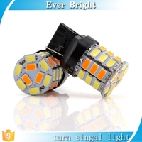 P21w w21w t20 1206 64SMD LED 7440 Lamp Bulb Backup Reverse 12V Car LED Tuning Light Corner Backup Lamps