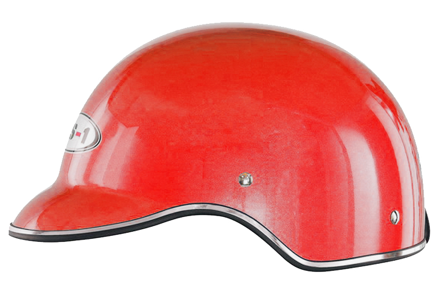 China supplier mini half shell dot harley motorcycle helmet with brim for scooter helmet for summer season