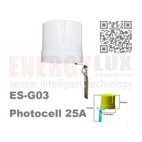ES-G03 day night photo cell switch 12volts