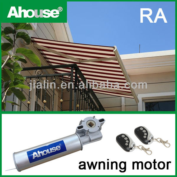 clear plastic awnings,awning roller tube