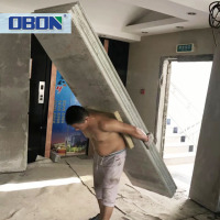 OBON exterior eps concrete board cement sandwich wall panel manufacturers